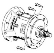 Bell And Gossett 189034lf - Lead Free Bearing Assembly For Series 100 In Bronz