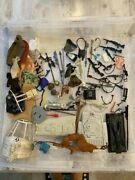 60+ Vintage Star Wars Authentic Weapons Guns Parts And Accessories Nice Lot
