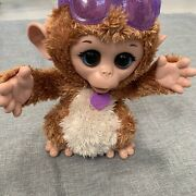 Furreal Friends Hasbro 2013 Cuddles Giggly Monkey Electronic Interactive 8