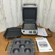 Cuisinart Oven Central Unit Cbo-1000 Portable Baking With 2 Trays 1 Grate