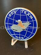 D55 Navy Seal Delivery Vehicle Team One Sdvt-1 Challenge Coin Serialized