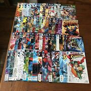 Superman Run, New52 Lot 0 1-52 Complete, Supergirl Wonder Woman Justice League