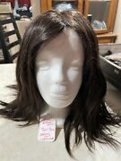 Custom Made Wig Russian Real Hair No Color Or Perm Natural Curl