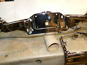 1965 Cadillac Re-chromed Front Bumper