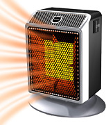 Space Heater Energy Efficient Small Space Heater Portable Indoor Heater