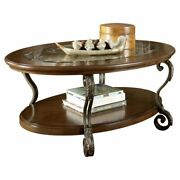 Coffee Table Vintage Mid Century Antique Wooden Brass Italian Traditional New