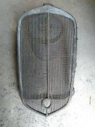 1933 Chevrolet Master Grill With Shell And03933 Chevy Grille With Shell Master Model