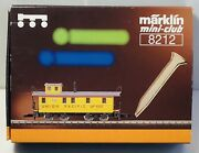 Z Scale Marklin 8212 Union Pacific Coboose With Golden Spike