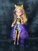 Monster High Doll - 13 Wishes - Clawdeen Wolf