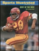 Usc Trojans Anthony Davis 1973 Sports Illustrated No Labe Best Of The Best