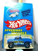 Hotwheels...vintage 1977 Carded Unpunched Speedway Special ..bywayman