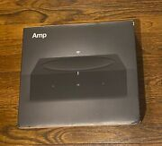 Sonos Amp 250w 2.1-ch Amplifier - Black In Hand Ready To Ship [fast Shipping]
