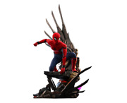 New Quarter Scale Spider-man Homecoming Figure Spider-man Deluxe Ver. Marvel Hot