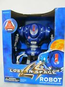 Lost In Space Robot With Lights And Battle Sounds 1997 Trendmasters New