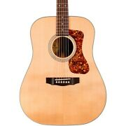 Guild D-140 Westerly Collection Dreadnought Acoustic Guitar Natural