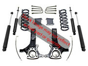 Maxtrac K882170 7-inch Lift Kit With Shocks For 2002-2008 Dodge Ram 1500