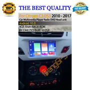 Android Car Radio 2din Bluetooth Multimediadvd Player For Citroen Ds3 C3 Picasso