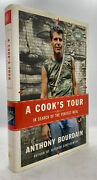Anthony Bourdain / A Cookand039s Tour In Search Of The Perfect Meal Signed 1st 2001