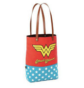 Nwt Sold Out Hallmark Wonder Woman Tote Bag