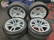 Oem Bmw 640m 18 Cold Weather Winter Snow Wheels Michelin Tires F87 M2