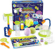Learning Resources Beaker Creatures Monsterglow Lab, Science Exploration, Slime,