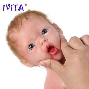 50cmhigh Quality Realistic Full Silicone Reborn Babies Soft Girl Toys Baby Dolls