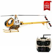 Jczk 300c 470l Dfc 6ch 3d Flying Three Blade Rotor Rc Helicopter With At9s Pro