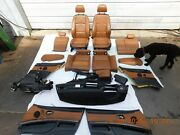 Bmw E92 E93 M3 Seats, Door Panels Front/rear, Console, And Dash Complete Interior