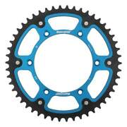 Supersprox Stealth Blue Rear Sprocket With 50 Teeth For Yamaha Yz400f 1999