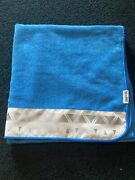 New 2 Piece Norwex Bath Towel And Hand Towel-limited Edition-teal