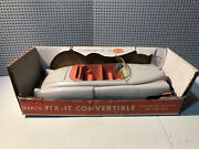 Idealand039s Fix-it Convertible Car With Box Tools Tire And Plates Exc. Co.