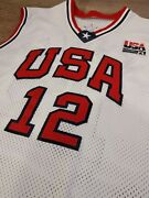 Pro Cut Authentic Jersey Nba Champion Usa Mike Miller Size 50 Signed