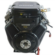 Briggs Engine 23hp Ohv Vanguard V-twin With Kit To Fit Into J_ 386447-jd420-b-r6