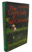 Lester David The Lonely Lady Of San Clemente  The Story Of Pat Nixon 1st Edit