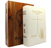 Holy Bible The New American Bible  Of Peace Catholic Edition