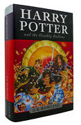 J. K. Rowling Harry Potter And The Deathly Hallows 1st Canadian Edition 1st Pri