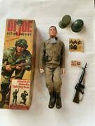 Gi Joe Millitary Figure Vintage And Classic Toy Action Soldier In 1965