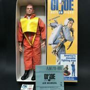 Gi Joe Millitary Figure Pilot Vintage And Classic Toy Action Soldier 1960s
