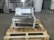 Oliver 711 1/2 Gravity Fed Countertop Bread Slicer Commercial Bakery New Blades