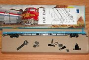 Athearn 2004 86 Ft Flat Car Great Northern Gn 61005 Built