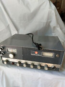 Hallicrafters Model Sr-42 A 2 Meter Transceiver 144-148 Mhz + 4 Crystal Tx Freq.