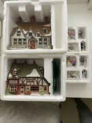 Department 56 Dickens' Village Series Nicholas Nickleby Collection Set Of 4