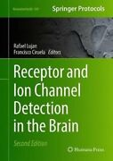 Receptor And Ion Channel Detection In The Brain By Rafael Lujan 9781071615218