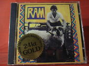 Dcc Gzs-1037 Paul And Linda Mccartney Ram 24 Kt Gold Compact Disc/sealed