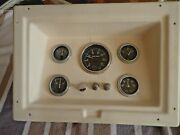 Boat Inboard Engine Panel Perkins 4108 Engine With Meters And Starter