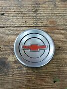 Nos 1960-1966 Chevy Pickup Truck Truck Steering Wheel Horn Button Cap Cover Oem
