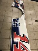 Chase Briscoe 14 Ford Performance 2021 Rookie Nascar Race Used Sheetmetal Side