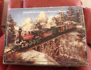 Vintage 1993 Greatland Holiday Express Train G Scale New Bright Industries Xmas