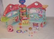 Littlest Pet Shop Lot✿✿ Biggest Lps House And Accessories✿ + More