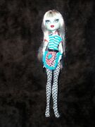 Monster High Original Home Ick Frankie Loose W/ Outfit
